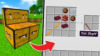Minecraft ITA - LA NUOVA CRAFTING TABLE!!
