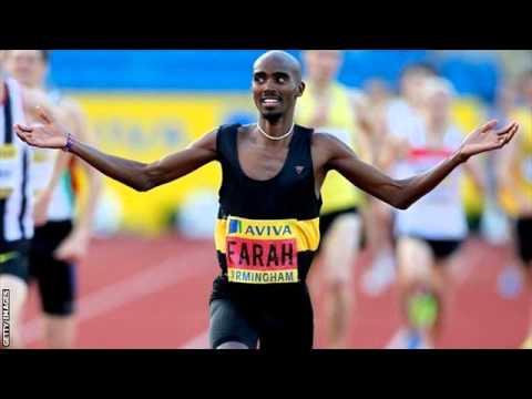 Mo Farah to race in 1500m in Birmingham Grand Prix