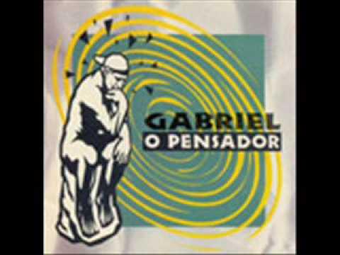 Titelbild des Gesangs Indecência Militar von Gabriel O Pensador
