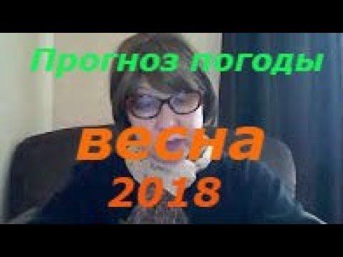 Какой будет весна 2018 года в Украине: прогноз погоды