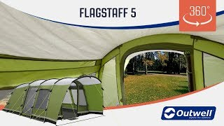 Flagstaff Family Tent - 360 Video | Innovative Family Camping