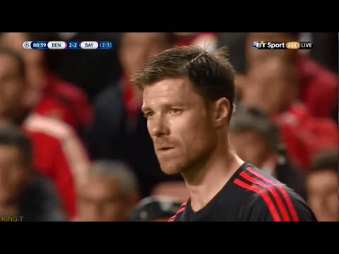 Xabi Alonso vs Benfica Away (13-04-2016) by ENcomps