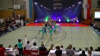 Rock'n'Roll Dream Team - Landesmeisterschaft Bayern 2018