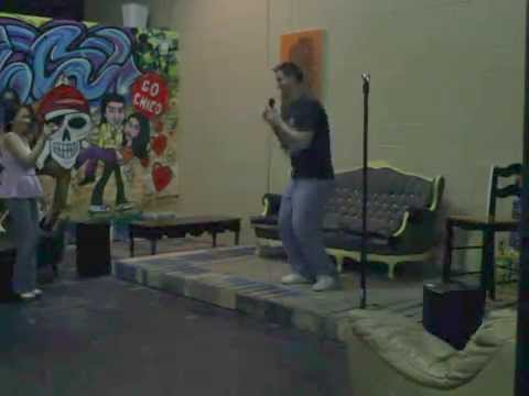 Radio Rap by Gary Peckham Dystopian Open Mic Night 4 15 2015