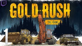 Gold Rush: The Game: Getting Started - Part 1 (Let's Play / Gameplay / Walkthrough)