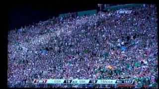 "CFL Longest ""Field Goal"" in History 75 yards through the Uprights"