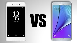 Sony Xperia Z5 Premium Vs. Galaxy Note 5