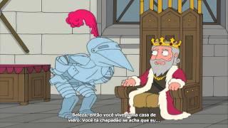 Seth Macfarlane's  Gay Knight Legendado