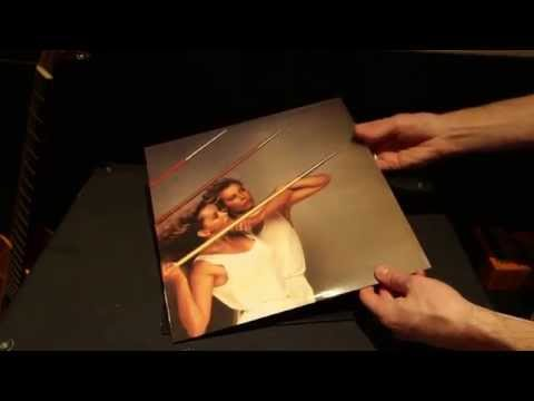 Roxy Music - The Complete Studio Albums (unboxing) video