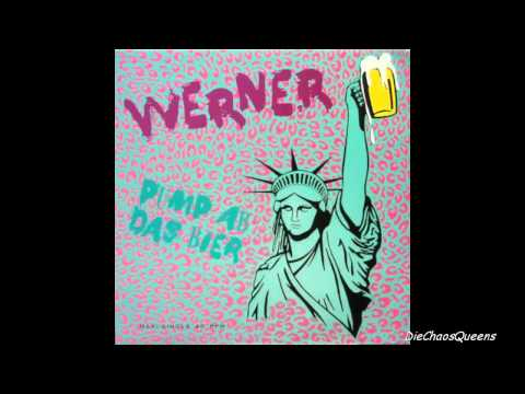 Werner Wichtig - Pump ab das Bier Video + Lyrics