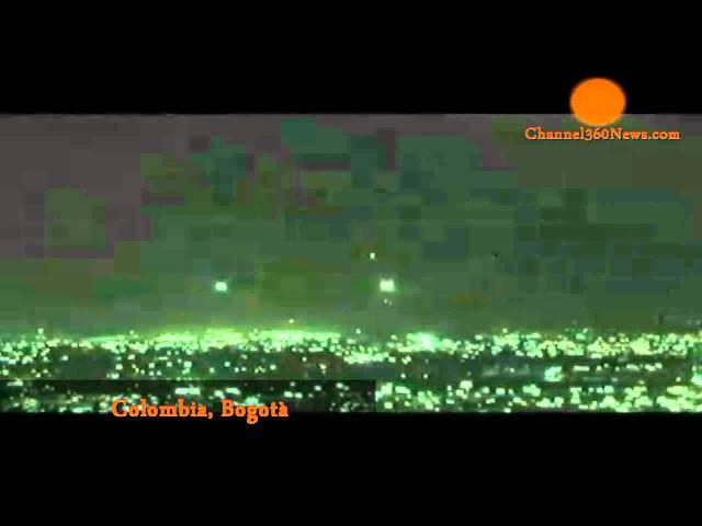Le Migliori Immagini UFO 2011 - Compilation, the best UFO 2011