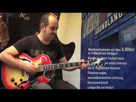 Gibson® ES-137® Custom - SOUNDLAND.DE GMBH STUTTGART