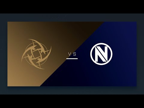 CS:GO: NiP vs. EnVy [Train] Map 1- EU Final Day - ESL Pro League Season 6
