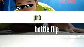 bottle flip pro fatih cahyo 2019!!!!