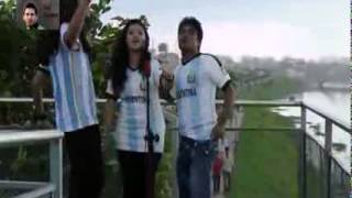 Messi Bangla Song By Masum, Sajal, Zakiya Sultana Kornia HD Video Song 720p HD Low