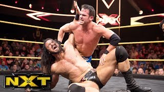 Download Drew McIntyre vs. Roderick Strong: WWE NXT, Aug. 16, 2017 3Gp Mp4