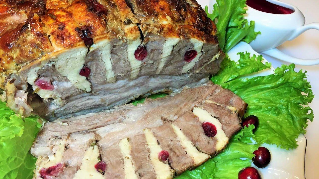 Рецепт приготовления вкусного мяса на праздничный стол