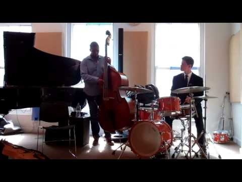 Cameron MacIntosh GRAMMY Jazz Session 2014 - Drums