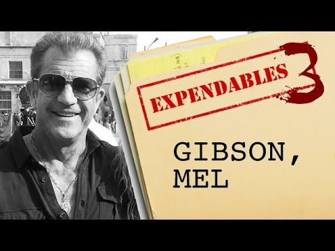 The Expendables 3 : Mel Gibson - Beyond The Trailer