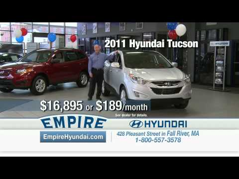 Empire Hyundai: 2011 Hyundai Tucson