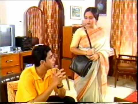 AMARO PORANO JAHA CHAI - Part 3 of 4 - Bengali Telefilm