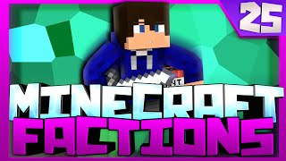 Minecraft: ARCHON Factions Lets Play - Episode 25 - PVP/BASE WORK
