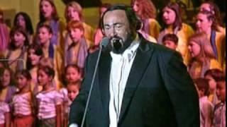 Luciano Pavarotti Video - Darren Hayes & Luciano Pavarotti - O Sole Mio