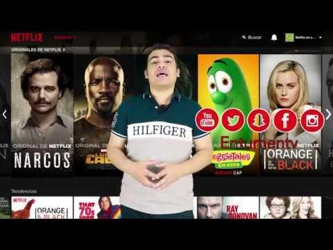 Novedades de Netflix en Octubre 2016 [The Flash,The Fall, Scorpion, El Marginal, Black Mirror y más] streaming vf