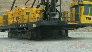 P&H Mining Equipment Drill: 320XPC