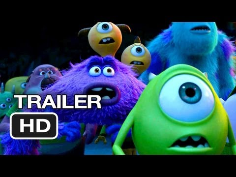 Monsters University Official Trailer - It All Began Here (2013) Monsters Inc Prequel HD