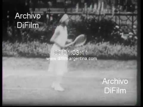 DiFilm - La historia del tenis - Tennis history 1963