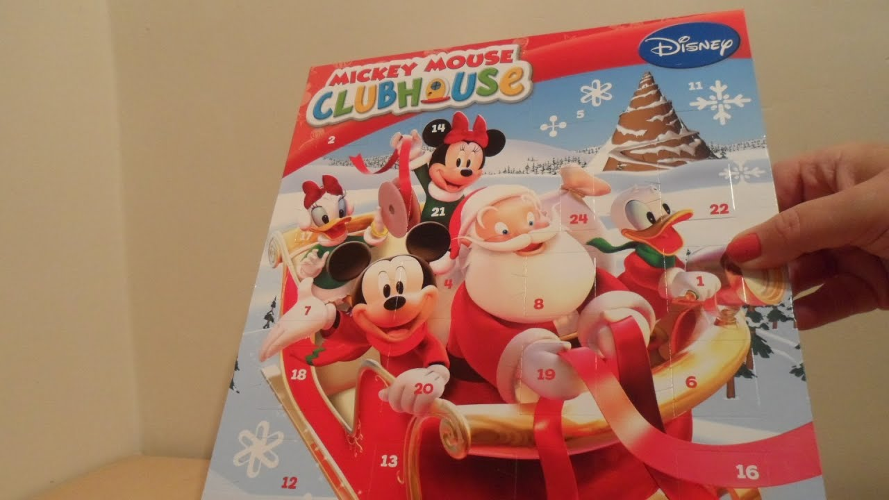 Mickey Mouse Clubhouse Calendar Mickey Mouse Clubhouse