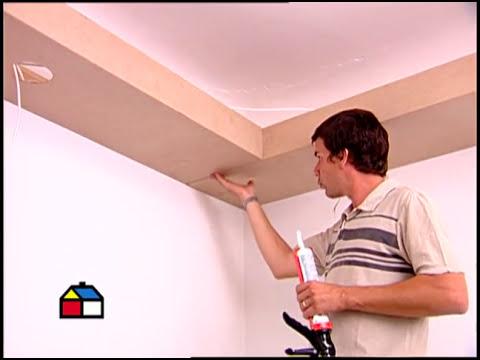 Diese erstaunliche entdeckung - Como hacer un falso techo ...
