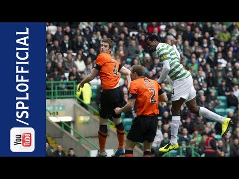 Efe Ambrose Goal Redeems Reputation, Celtic 6-2 Dundee United, 16/02/2013