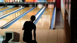 Trey Brand 2nd 299 bowling game Pepsi Youth tournament 2016
