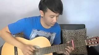 Nathan Fingerstyle Solo Guitar - Cita Citata Sakitnya Tuh Disini