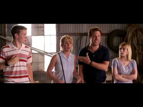 We're the Millers – 'Decent Family' Featurette [HD]