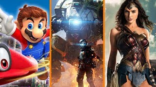 Nintendo's 2018 Plans? + Respawn Not Worried + Gal Gadot Issues 'Wonder Woman' Ultimatum - The Know