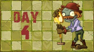 [Android] Plants vs. Zombies 2 - Lost City Day 4