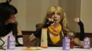 It?s The RWBY?s Knees Man! at Anime Fusion 2014