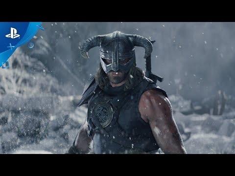 Claws - The Elder Scrolls V: Skyrim VR / PSVR