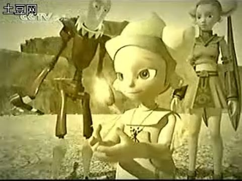 Cartoon 3D Century Sonny II 07 - the ky tinh linh phan II tap 07