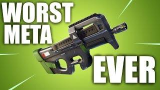 SMG Meta | The Worst Meta In Fortnite's History
