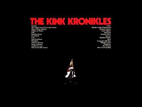Kinks - Berkeley Mews