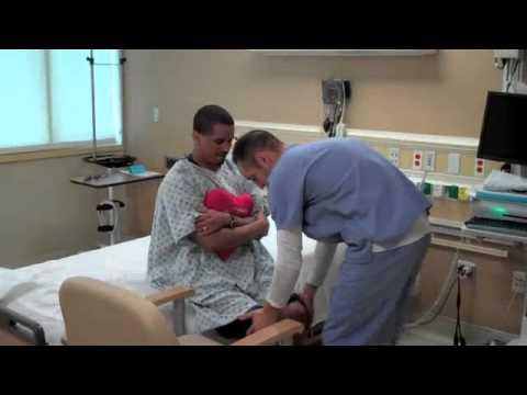 Sternal Precautions For Post-op Open Heart Surgery video