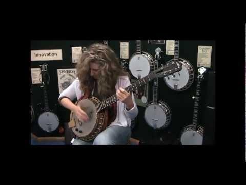 The New Deering Phoenix Banjo with Vicki Genfan