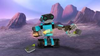 31062 Robot Explorer - LEGO Creator 3in1 - Product Animation
