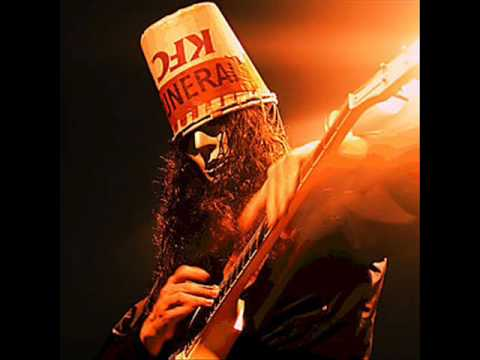 Buckethead- Lotus Island