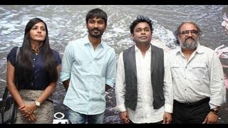 Mariyaan - Mariyaan Press Meet | | AR Rahman, Dhanush, Bharat Bala, Parvathi Menon | Songs, Trailer