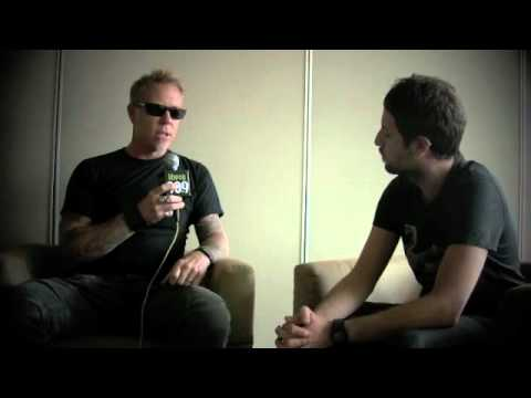 Entrevista: James Hetfield